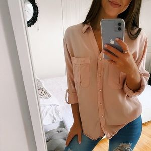 PINK SMALL BLOUSE SMALL LIGHT PINK